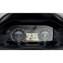 RUIYA araba ekran koruyucu için Octavia/kodiaq/Superb/Karoq/Kamiq 10.25 inç 2019 2020 LCD kontrol paneli ekran iç aksesuarları