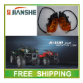 JIANSHE quad rear back turning light ATV400 400cc engine quad atv accessories free shipping