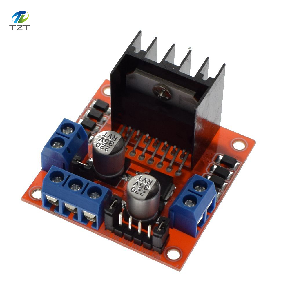 1pcs special promotions 1pcs lot l298n motor driver board for Smart drive motor controller
