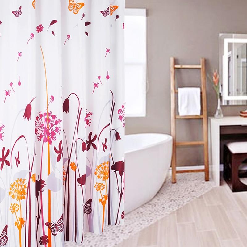 Online Get Cheap Dandelion Shower Curtain Aliexpress Com