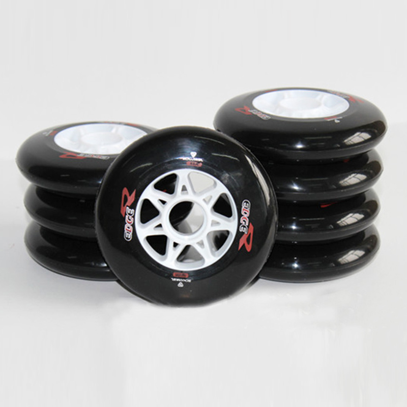 84mm 90mm 100mm 110mm Inline Speed Skates Wheel Good Quality Roller Skating Wheels for PS RB