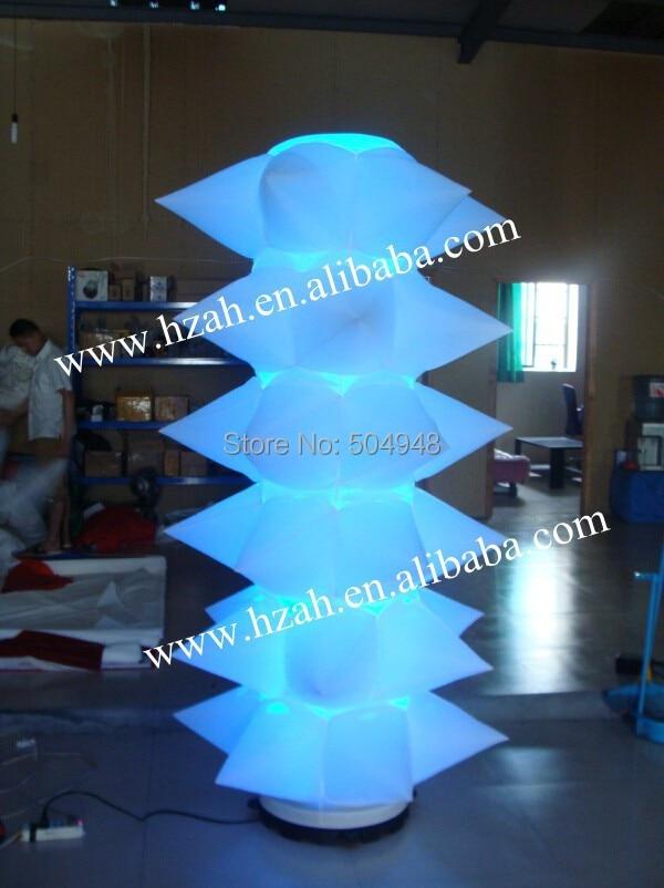 Iluminación de la decoración de la torre con púas - Mueble - foto 2