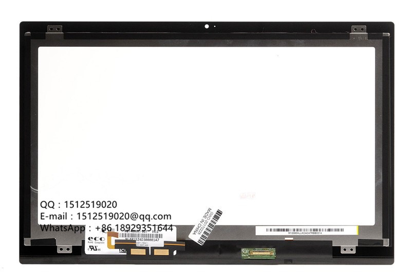 14 Lcd Touch Screen Digitizer Assembly Display For Acer Aspire R3-471 R3-471TG FREE SHIPPING 1 pcs for iphone 4s lcd display touch screen digitizer glass frame white black color free shipping free tools