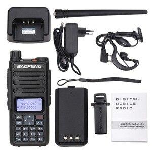 Image 5 - 2020 Baofeng DM 1801 디지털 워키 토키 VHF/UHF 듀얼 밴드 DMR Tier1 Tier2 Tier II 듀얼 타임 슬롯 디지털/아날로그 DM 860 라디오