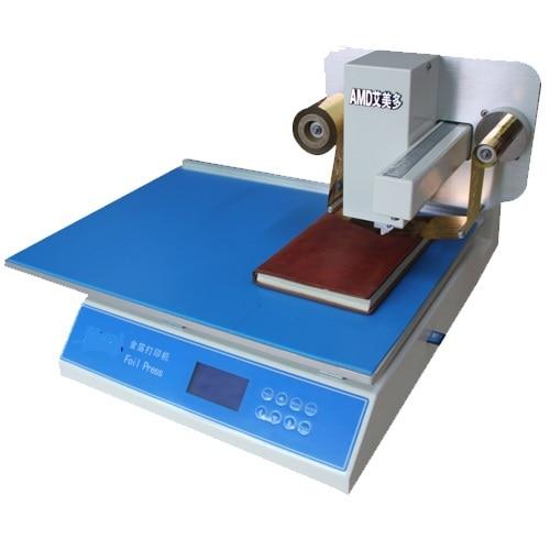 Pour les cartes imprimante à feuille chaude xpress/imprimante numérique à feuille d'or/imprimante à feuille chaude XIY8025 livraison gratuite