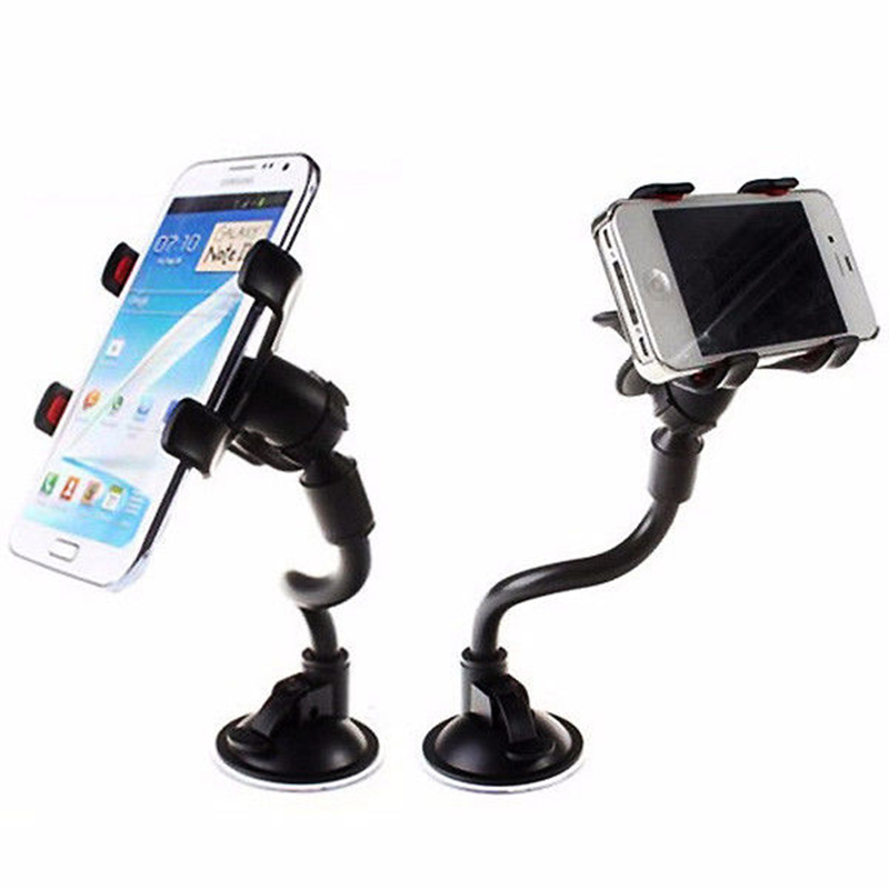 Car Car-styling Office Desk Phone Holder Universal 360 Windshield Mount Mouse Stand For Huawei Honor 9 Nova 2 P10 Lite Plus Y7 Cellphones & Telecommunications Mobile Phone Accessories