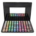 Natural 88 cores de sombras Comestic maquiagem de longa duração Palette paleta de sombra para as mulheres da moda make up set A2