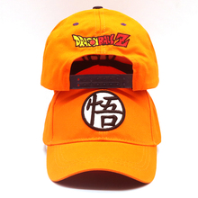 6cbdcd75c03 Unisexe De Mode Dragon Ball casquette de baseball 3D os broderie chapeau  occasionnel coton réglable snapback. 2 Couleurs Disponibles