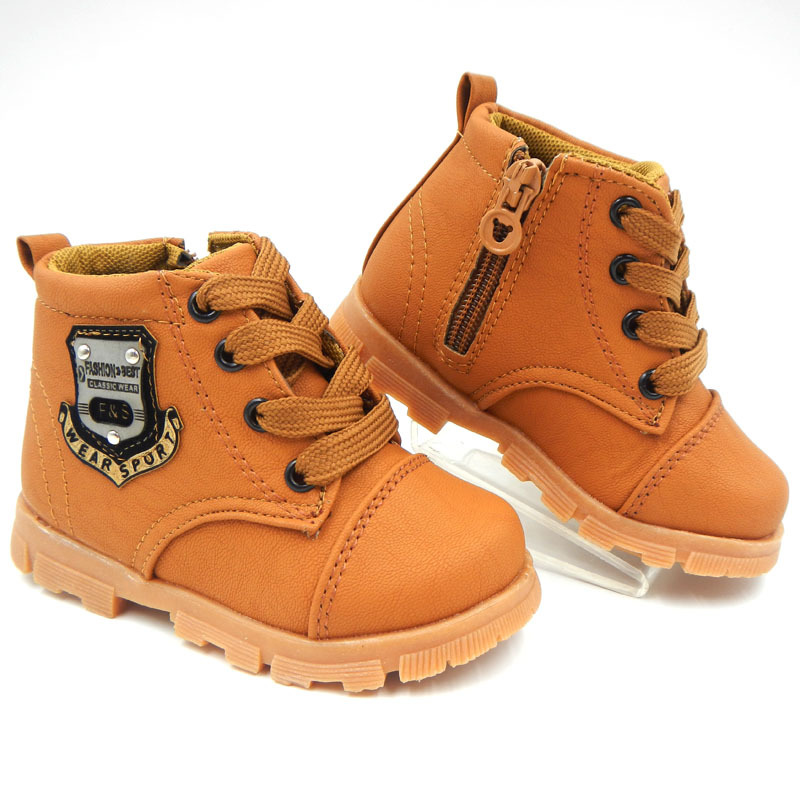 Hot sale kids boots boys boots fashion style Martin boots ...