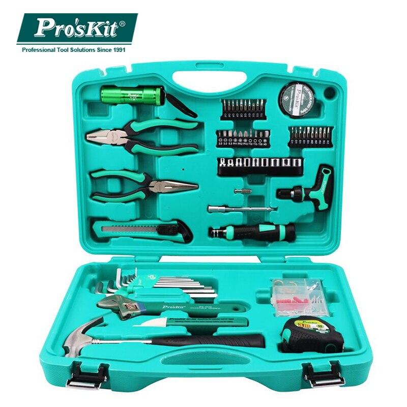 Pro'sKit PK 2056 общие бытовой ремонт комплект для электронных и электрического поля подходит для Офис компьютер автомобиля велосипед