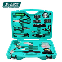 Pro'sKit PK 2056 General Household Repair Kit for Electronic and Electrical Field Suited for Home Office Computer Car Bike