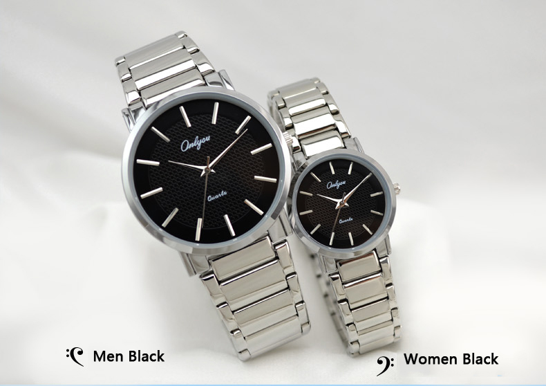 Onlyou Brand Luxury Watch Men Women Fashion Steel Quartz Watch Wristwatches Ladies Dress Watch Male Female Clock Watch 8890 onlyou brand luxury watches womens men quartz watch stainless steel watchband wristwatches fashion ladies dress watch clock 8861