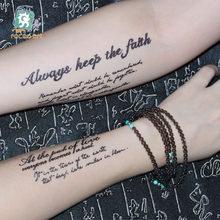Popularne Napis Tatuaż Style Kupuj Tanie Napis Tatuaż Style