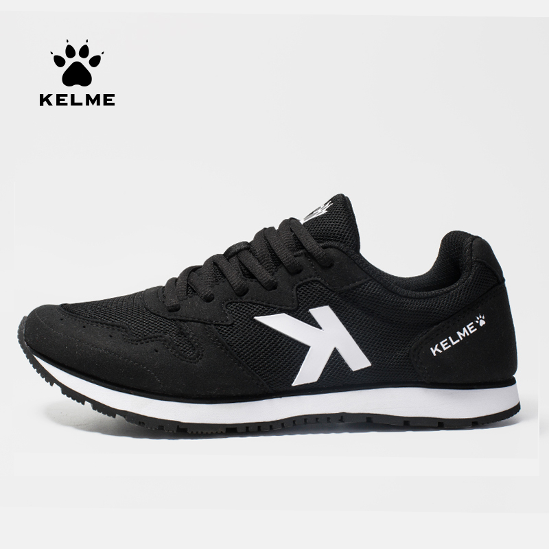 KELME Men 's Sneakers Running Shoes Jogging Sport Shoes Casual Breathable Trainers Light Shoes Woman Sneakers Male 6891547