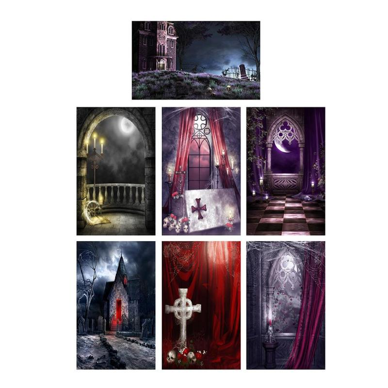 1.5x0.9m Vinyl Photography Halloween Screen Photo Background Backdrops for Studio Video Prop Cloth Background Props cbaooo dual driver earphone and wired in ear bass stereo earbuds headset with mic headphone hifi noise cancelling earphones