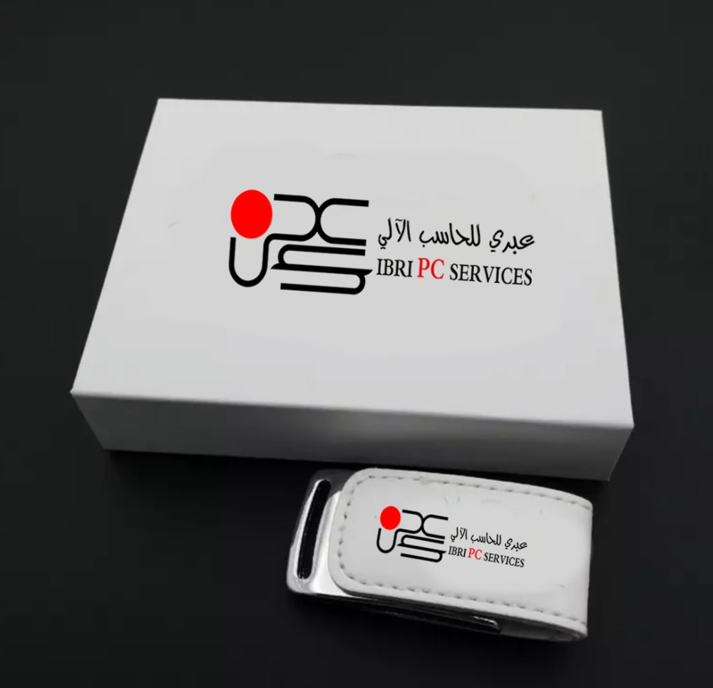 Custom Logo Leather usb flash drive + Key chain PC Leather USB Flash Drives 64G 8GB 16GB 32GB 4GB Memory Sticks Pen Drives gift-in USB Flash Drives from Computer & Office    1