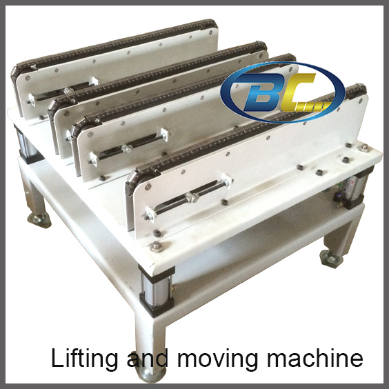 Lifting And Moving Machine, Heavy Machinery Lifting And Relocating For Conveying Systems, Lifting Conveyor, Moving Conveyor