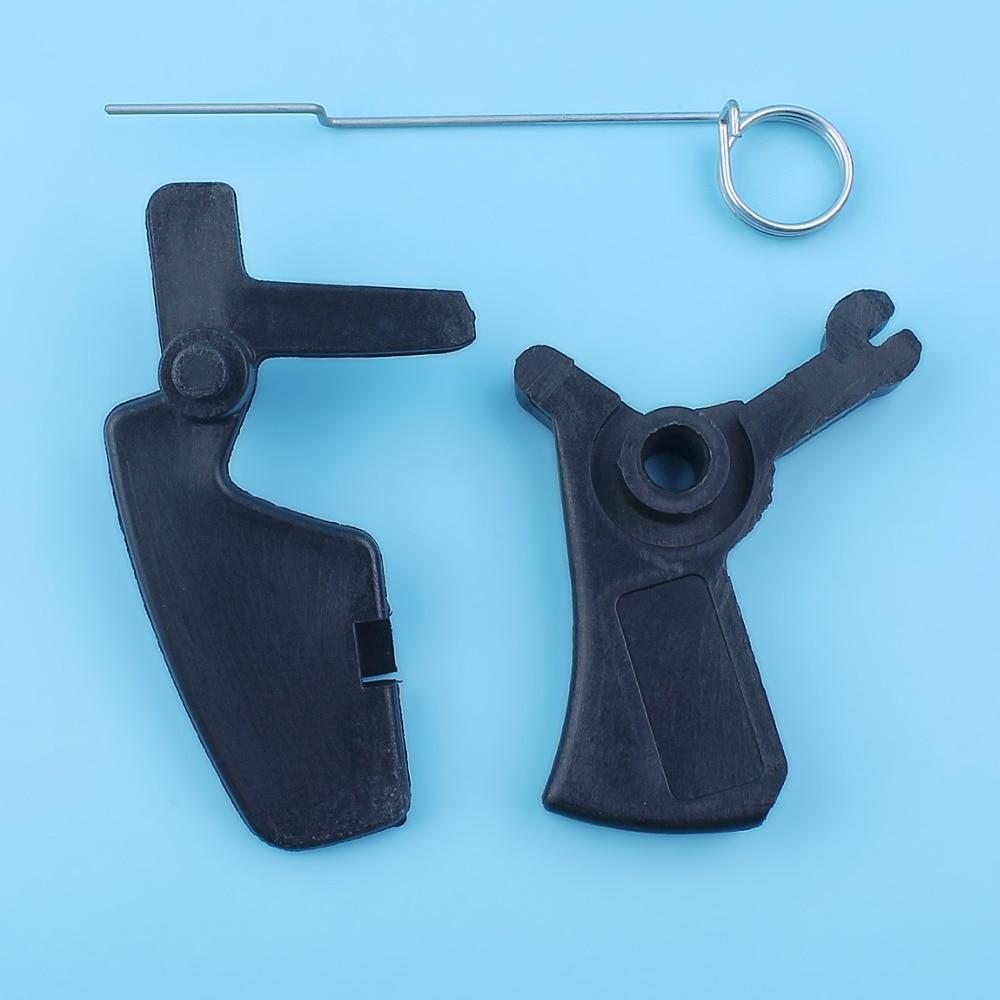 Throttle Trigger Interlock Safety Arm Spring Kit For Stihl 029 039 MS290 MS390 021 MS210 025 MS250 023 MS230 MS310 Chainsaw Chainsaws     - AliExpress