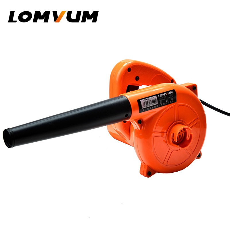 Image 2 - LOMVUM Air Blower 1000W Electric Air Blower Computer Cleaning Blower Dust Vacuum Cleaner Home Car Cleaner Mini Carbon Brush 220V-in Blowers from Tools on