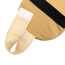 Waterproof Cotton Filling Car Leather Headrest Neck Pillow