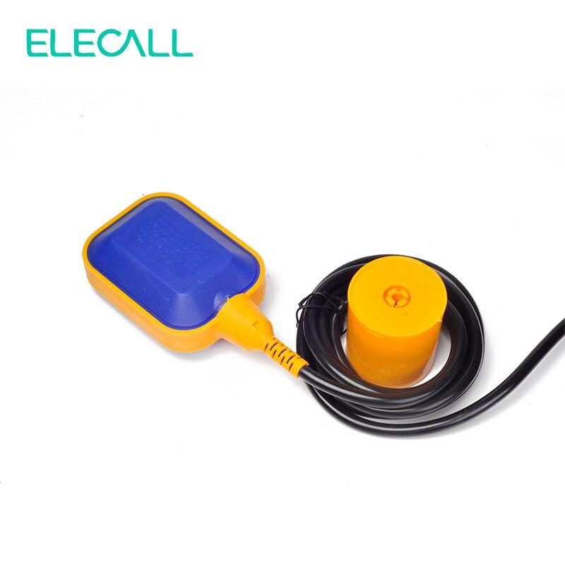 EM15-2 10 m 12 m contrôleur flotteur interrupteur liquide fluide niveau d'eau flotteur interrupteur contrôleur contacteur capteur