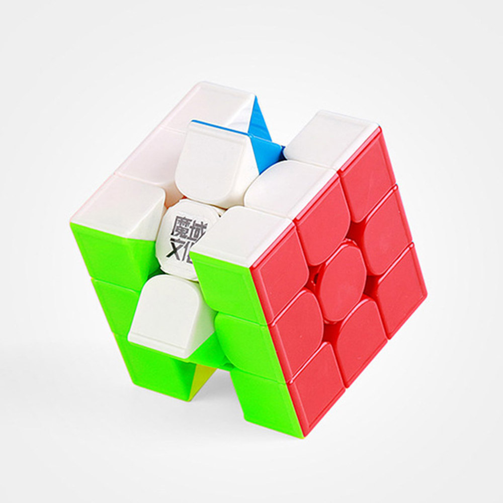 Moyu Weilong GTS3 3*3*3 Magic Cubes Puzzle Speed Cube Educational Toys Gifts for Kids Children mo yue guo guan yue xiao 3 3 3 black magic cubes puzzle speed rubiks cube educational toys gifts for kids children
