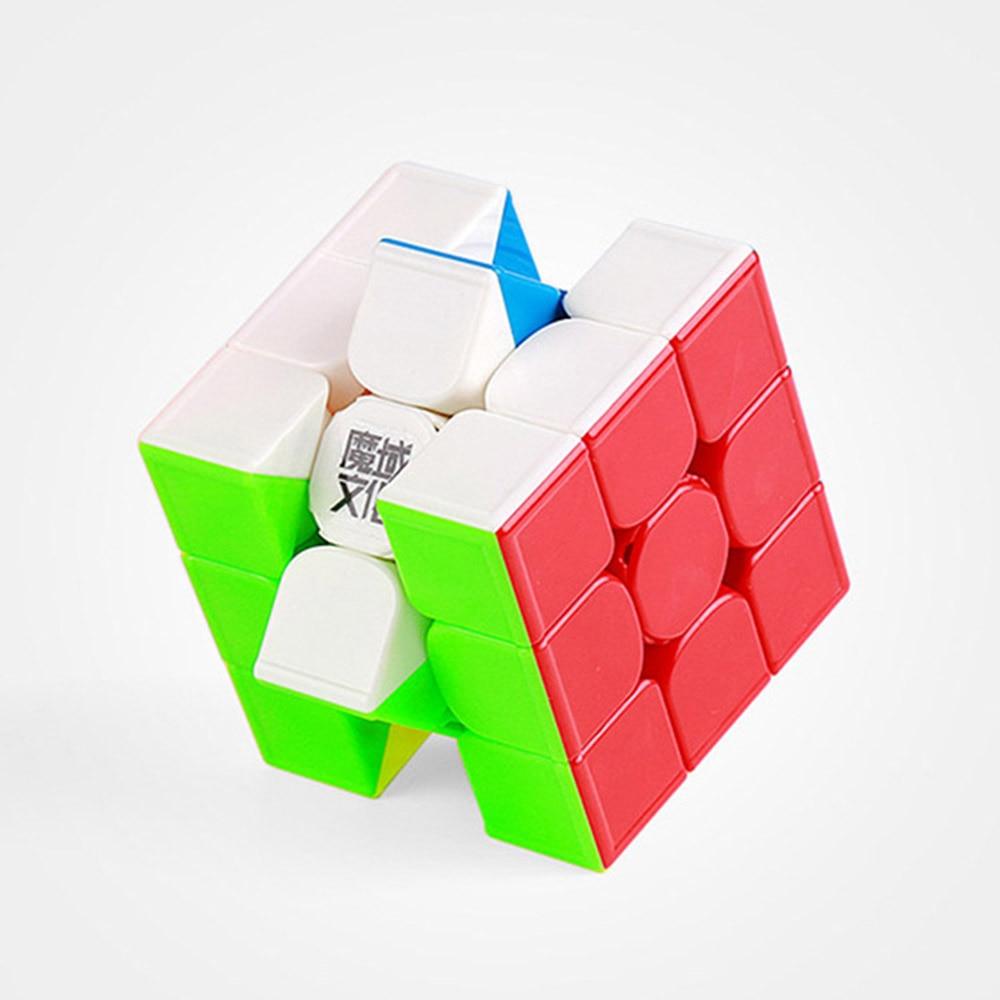 Moyu Weilong GTS3 3*3*3 Cubes magiques Puzzle Speed Cube jouets éducatifs cadeaux pour enfants enfants