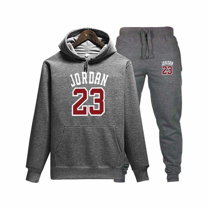 a2d83701 ... New 2019 Brand New Fashion JORDAN 23 Men Sportswear Print Men Hoodies  Pullover Hip Hop Mens ...