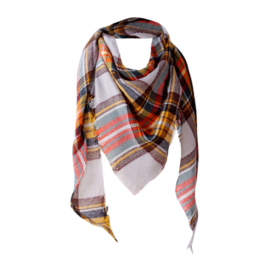Clothing Accessories 4 Ladies warm cashmere scarf winter autumn neckerchief