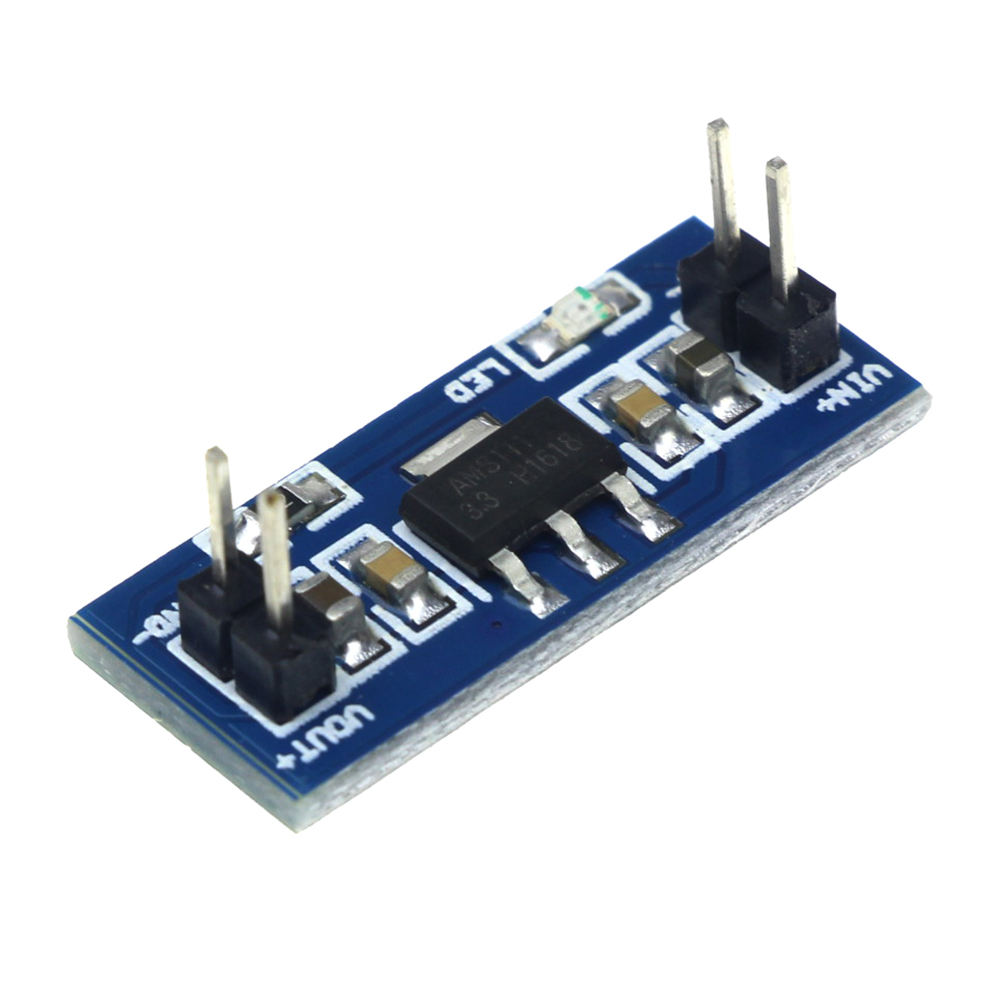Smart Electronics AMS1117 4.5V 7V Turn 3.3V DC DC Step ...