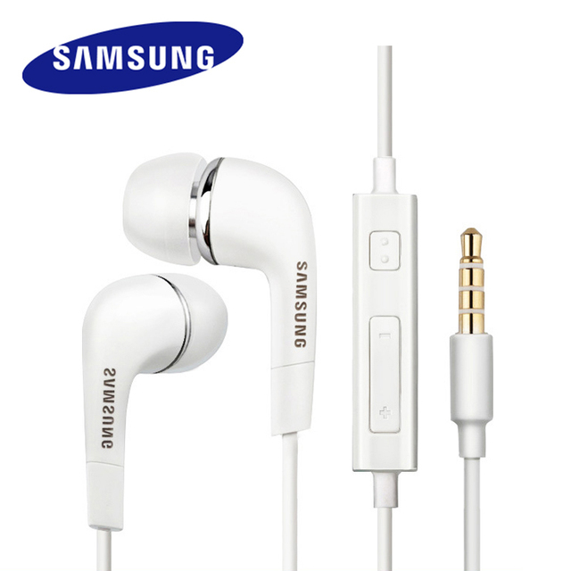 for Samsung Galaxy S8 S8Edge Support Official Verification Original Headset EHS64 Wired 3.5mm In-ear  with Microphone