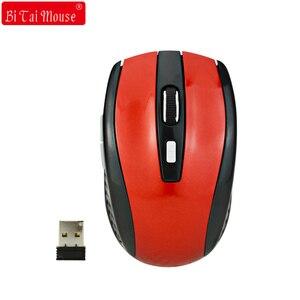 Bts-315 ratos de rato óptico sem fio 1600 dpi 10 metros distância de trabalho aplicável a todos os computadores win8 xp