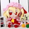 Аниме Японский Touhou Project Flander Scarlet Косплей Плюшевые Игрушки Куклы симпатичные Детский Рождественский Подарок