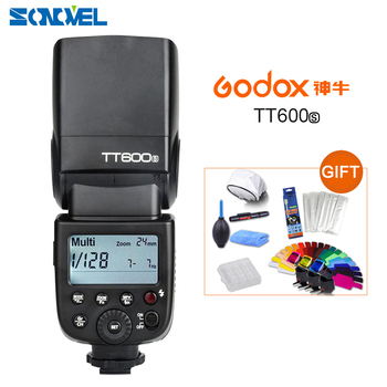 Flash Speedlite TT600S GN60 Flash Light Master Slave Speedlite 2.4G Wireless X System for Sony  A7S A7 A7R II A7MII A6000 A6300