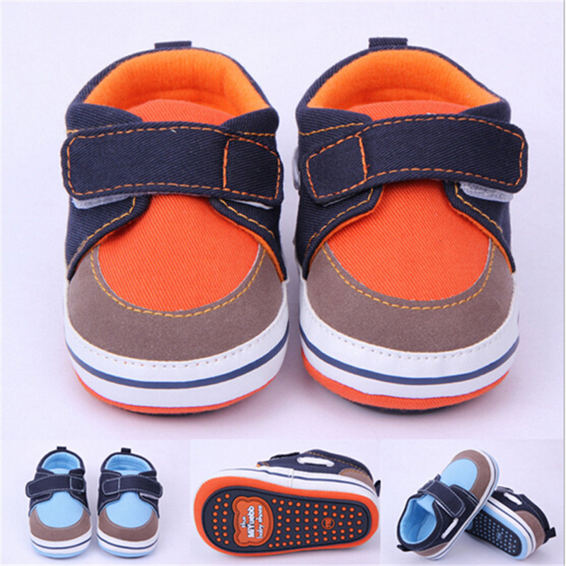 Hard Sole Baby Shoes Size