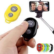 Беспроводная bluetooth-камера с дистанционным управлением селфи затвора для мобильного телефона монопод