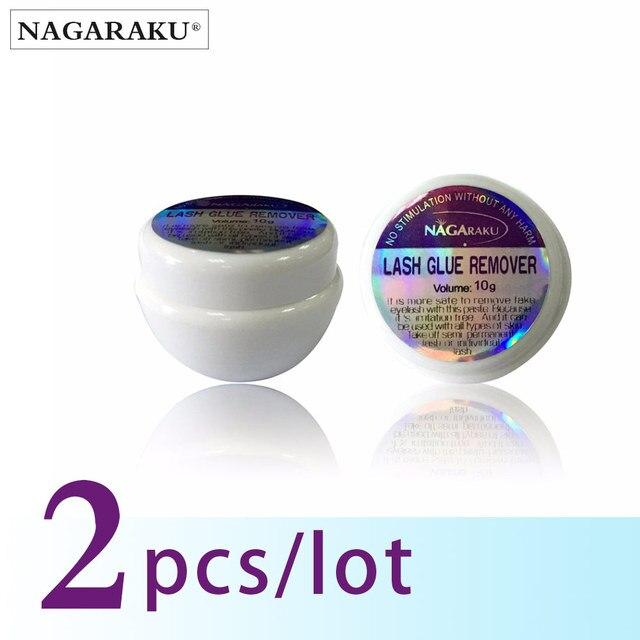 Aliexpress Buy Nagaraku 2pcs Set 10g Fast And Safe Eyelash