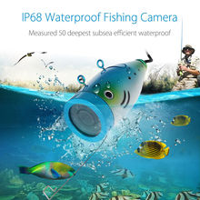 Eyoyo Original 50m Professional Fish Finder Underwater Fishing Video Camera 7″ Color HD Monitor 1000TVL HD CAM Lights Control