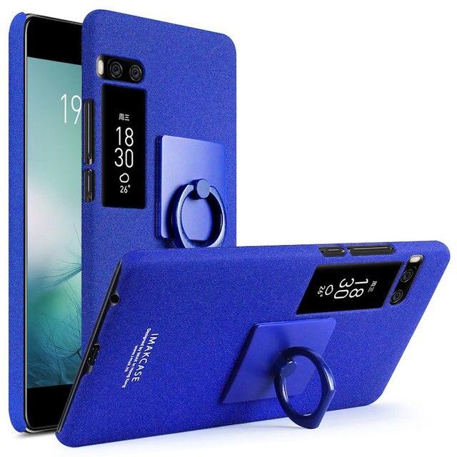 Meizu Pro 7 Plus чехол Imak матовый Пластик задняя крышка чехол для Meizu Pro 7 Plus с подарком Экран протектор