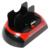 """2.5 """"3.5"""" IDE SATA USB 2.0 Externa Dual Hdd Estación de Acoplamiento de Disco Duro Drive OTB Enchufe de LA UE AC350"""