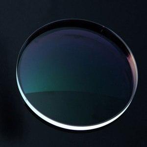Image 4 - Nuevo 1,61 lentes de visión única para hombres y mujeres lente de visión única óptica transparente HMC, EMI asférico Anti UV