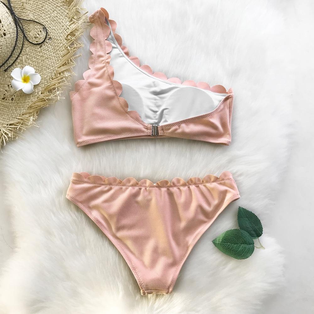 One Shoulder Bikini 11