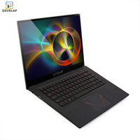 New 15.6inch 1920*108P IPS screen Intel Quad Core J3455 8GB Ram 64GB SSD 1000GB HDD cheap Netbook PC Notebook Computer   Laptop