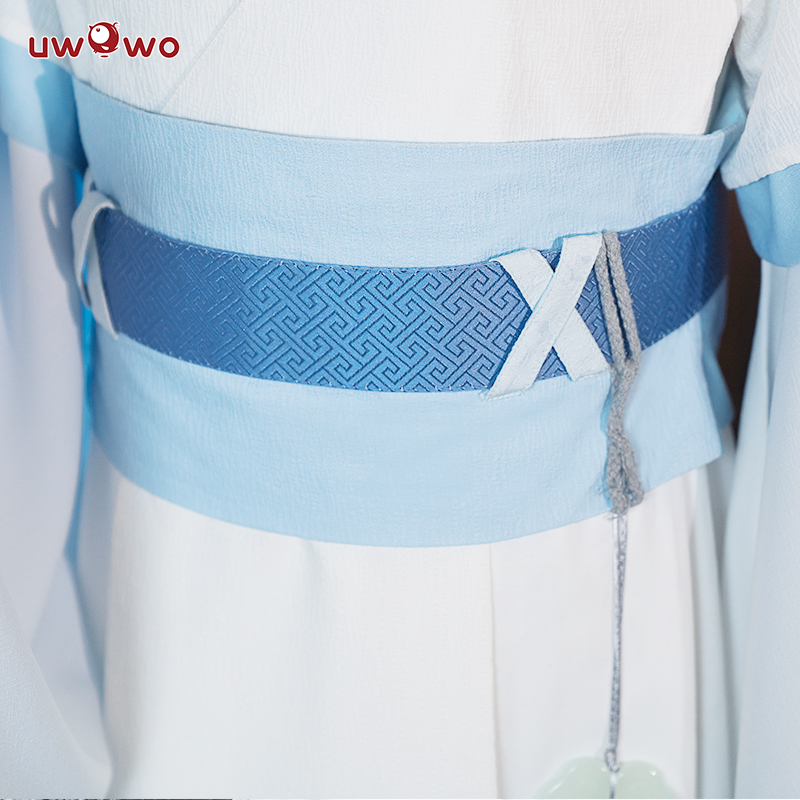 Image 4 - UWOWO Teenager Ver Lan Wangji Cosplay Anime Grandmaster of Demonic Cultivation Cosplay Costume Lan Wangji Costume Mo Dao Zu Shi-in Anime Costumes from Novelty & Special Use