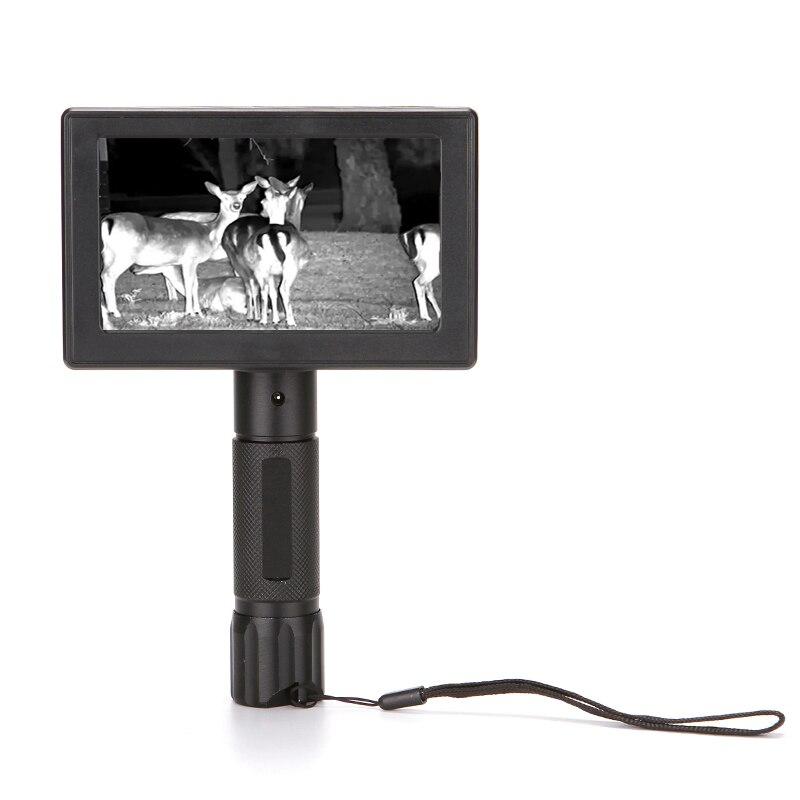 HUANDEE Maniglia Telecamere 1.2 Flux Lens IR NV Caccia Spotter come la Notte di Caccia Del ProdottoHUANDEE Maniglia Telecamere 1.2 Flux Lens IR NV Caccia Spotter come la Notte di Caccia Del Prodotto