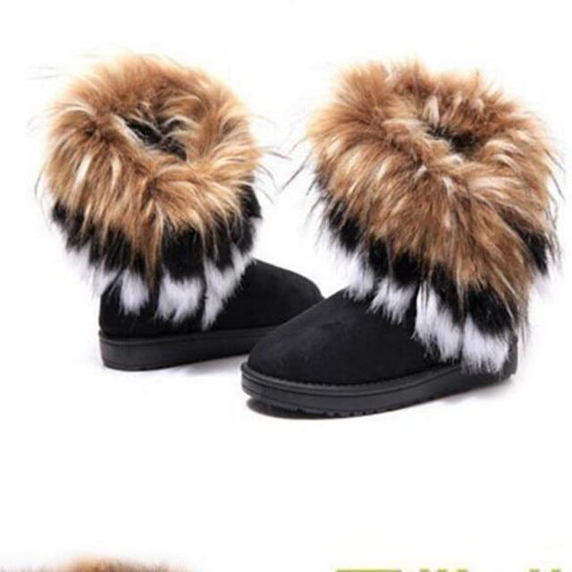 Women's Fashion Boots - 3 Colors 5