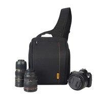 1pcs Home Bag D8 For DLSR SLR Backpack Professional Camera National Geographic Double Shoulder Backpack H01