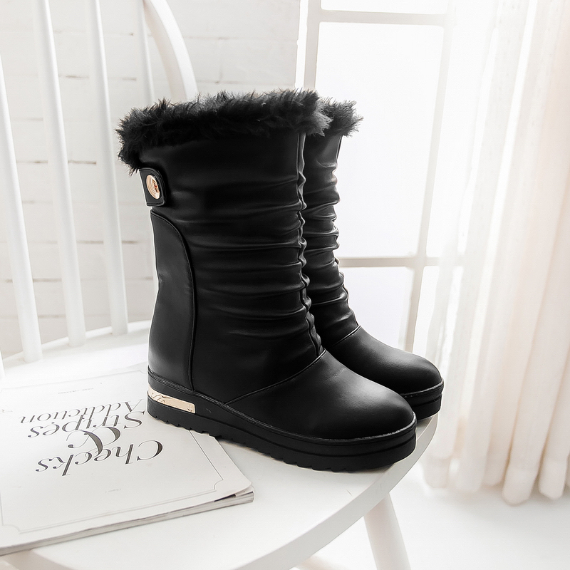 Snow Boots Size 9 Promotion-Shop for Promotional Snow Boots Size 9 ...