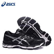 f17f2188619 2019 el más nuevo ASICS GEL-KAYANO 17 Original la estabilidad de los hombres  con las mujeres zapatillas Running ASICS zapatos de.