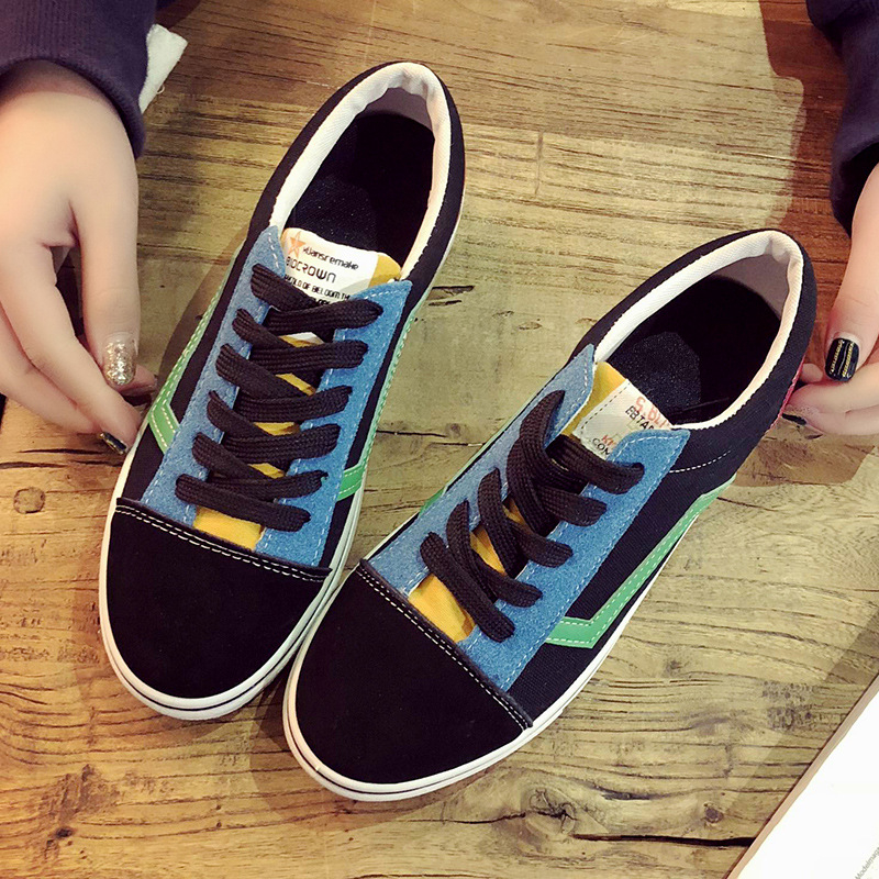 1e49baf399 2018-Women-Casual-Shoes-Girls-Canvas-Shoes-New-Trainers-Stars-Fashion-Skate- Shoes-Flats-Basket-Femme.jpg